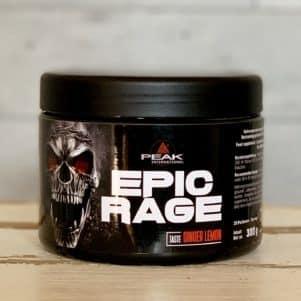 Verpackung des Epic Rage von Peak