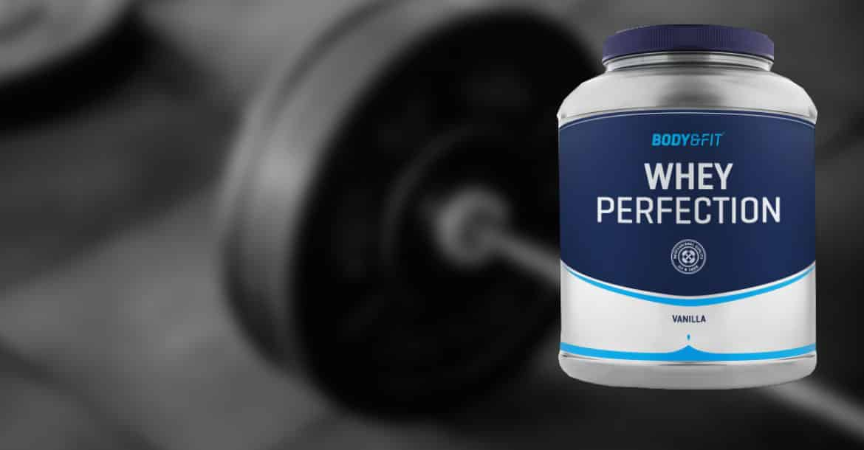 Whey-Perfection Erfahrungen