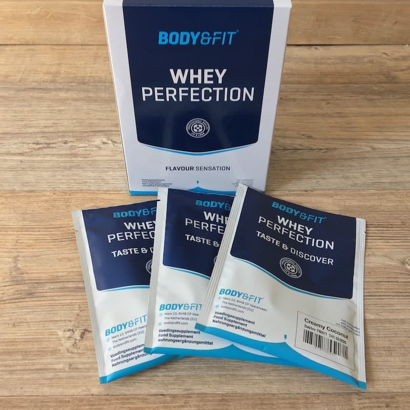 Whey Perfection Test