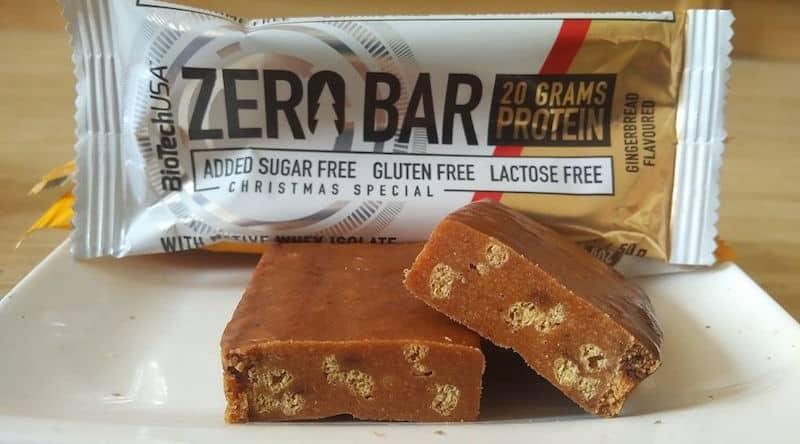 Biotech Zero Bar Testbericht