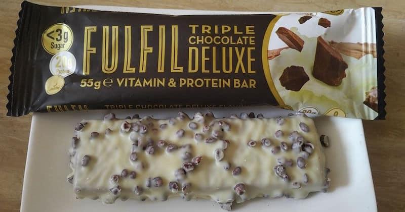 Fulfil Vitamin Protein Bar Testbericht