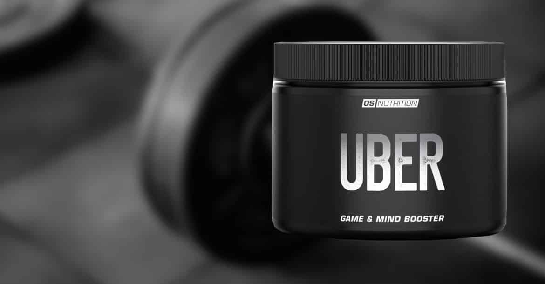UBER Game und Mind Booster von OS Nutrition