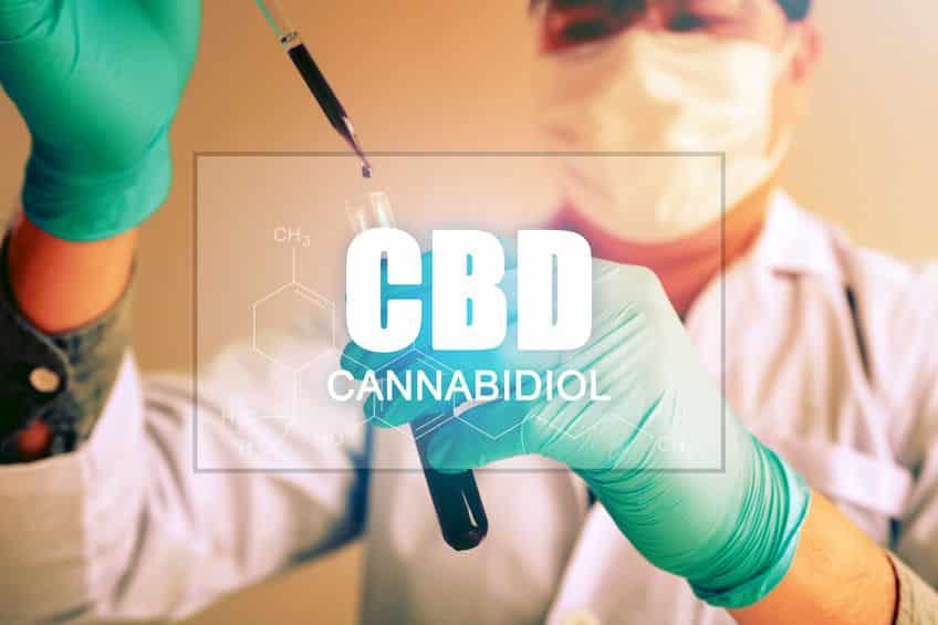 Die Herstellung von CBD
