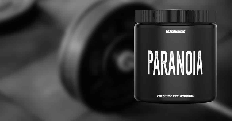 Paranoia von OS Nutrition im Test