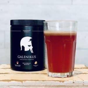 Galenikus Pre Workout Booster von Gannikus im Geschmackstest