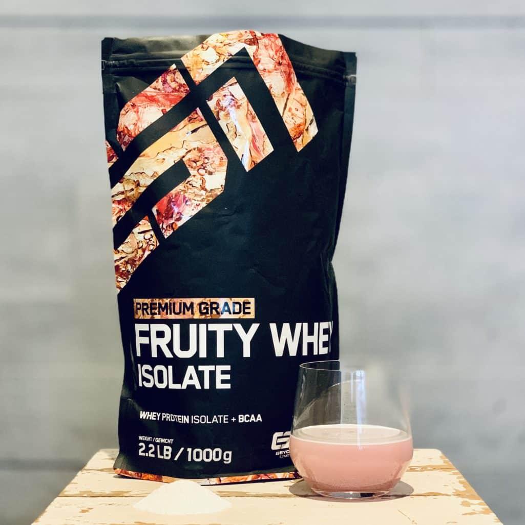 Der Geschmackstest des ESN Fruity Whey Wildberry