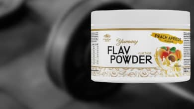 Peak FLAV POWDER Test