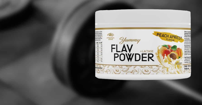 Peak FLAV POWDER Test