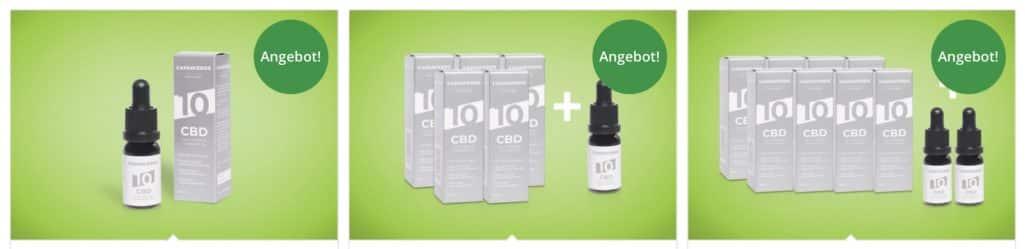 Cannaverde CBD-Öl Test