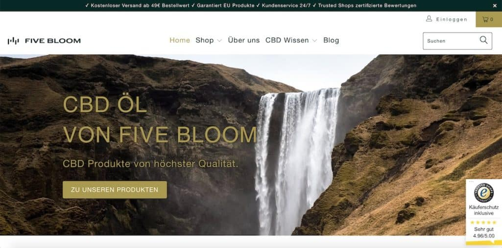 Fivebloom Erfahrungen
