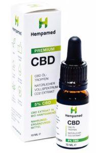 Hempamed CBD-Öl