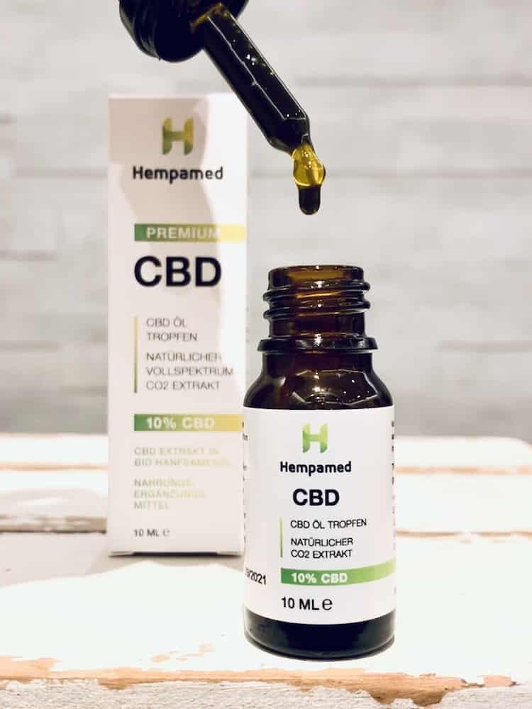 Hempamed- BD-Öl Erfahrungen