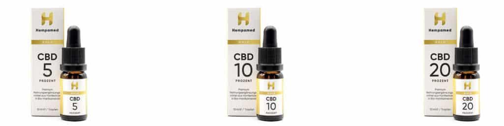 Hempamed CBD-Öl Test