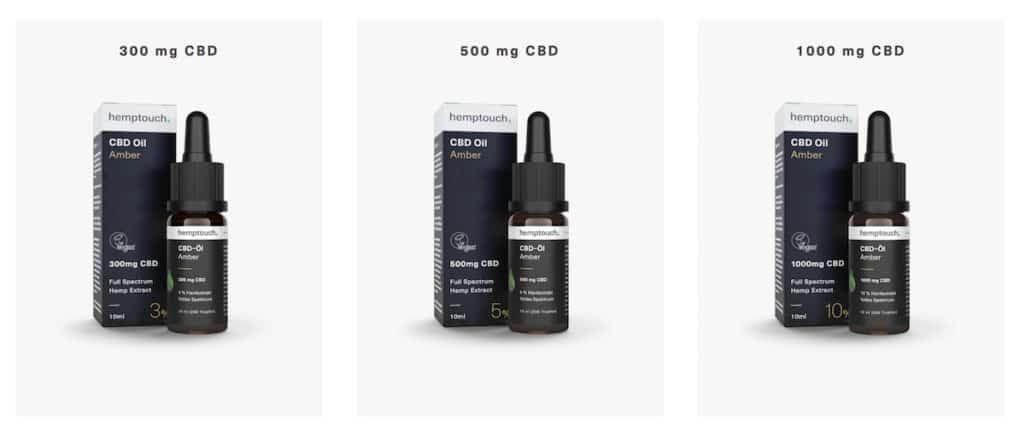 Hemptouch CBD-Öl Erfahrungen