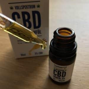 Satisan CBD Öl Test