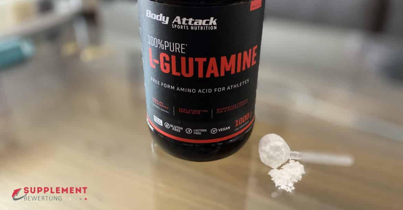 Glutamin Test