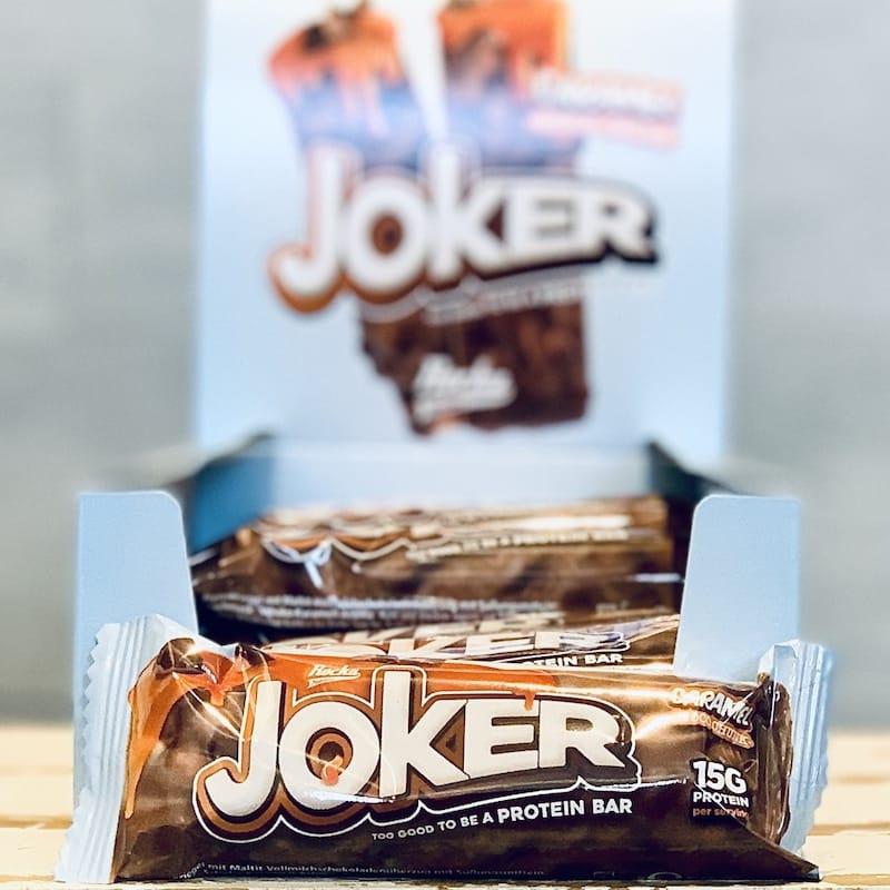 Unsere Erfahrung mit dem Joker Proteinriegel