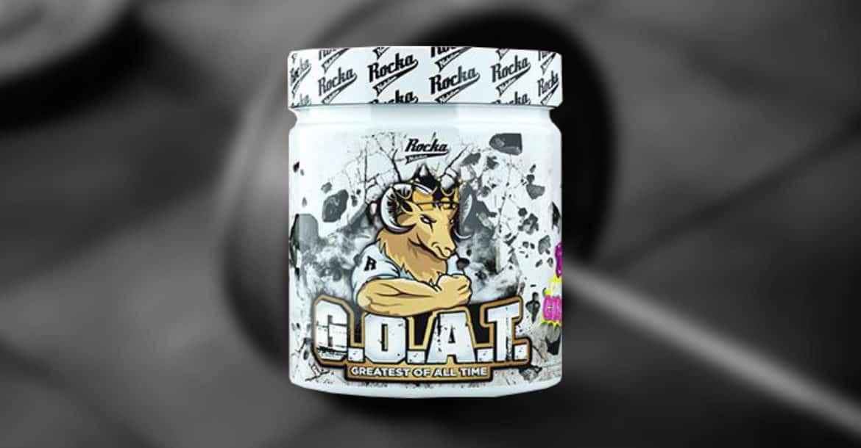 Rocka Nutrition Goat Test