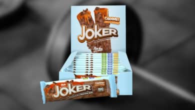 Joker Proteinriegel Test von Rocka