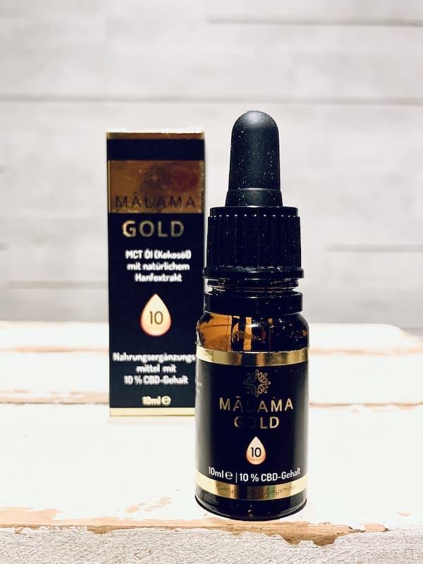 Malama Gold Öl