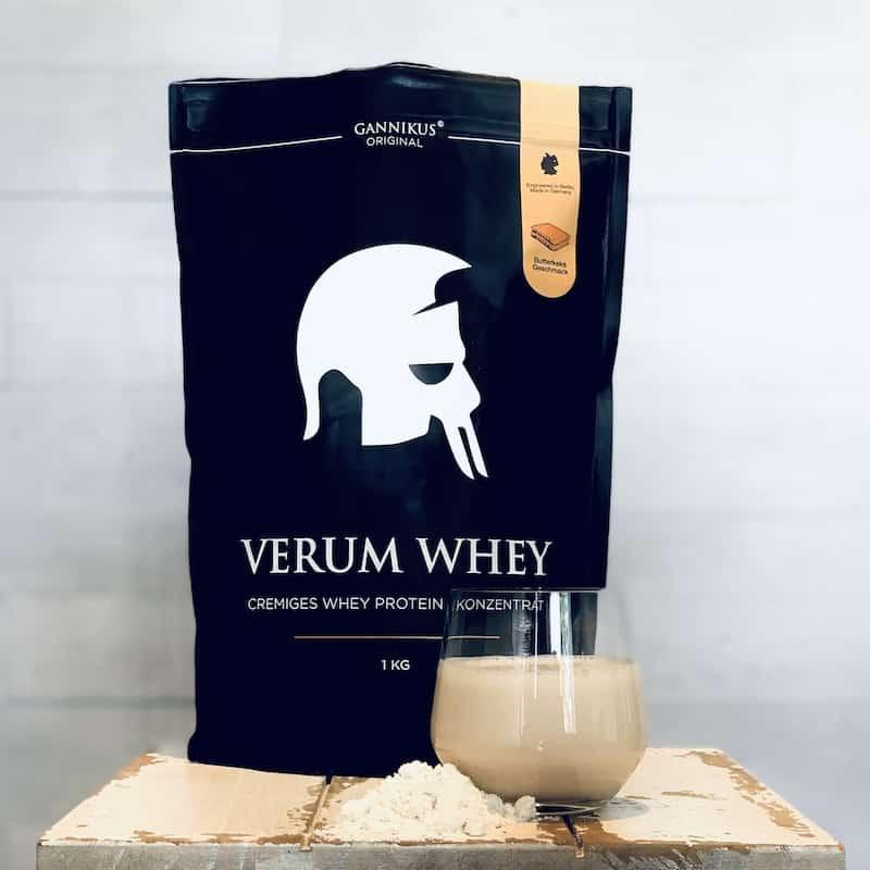 Gannikus-Verum-Whey-Butterkeks-Geschmack