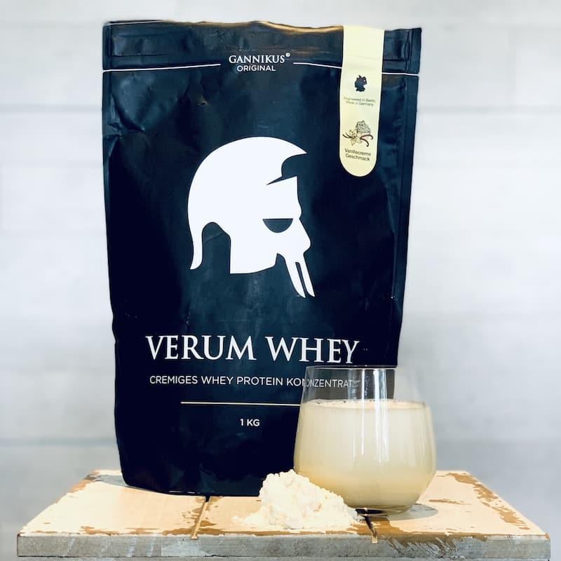 Gannikus-Verum-Whey-Vanillecreme-Geschmack