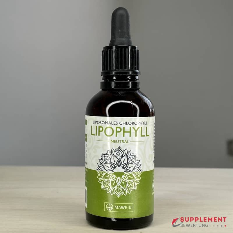 Maweju Liposomales Chlorophyll