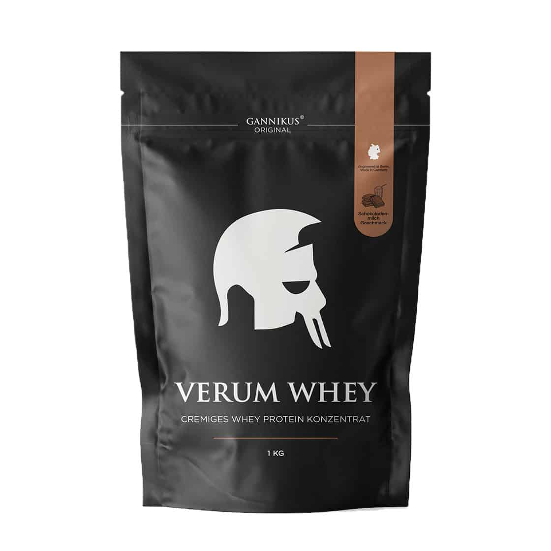 Verum Whey Protein Test