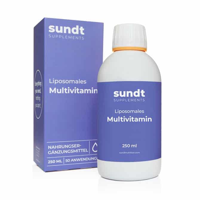 Liposomales Multivitamin Sundtsupplements