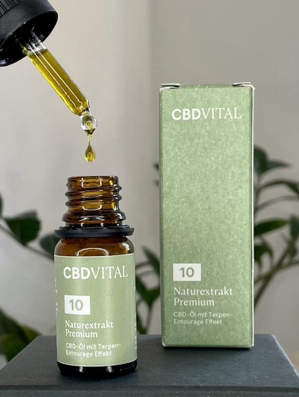 CBD Öl Test CBD Vital