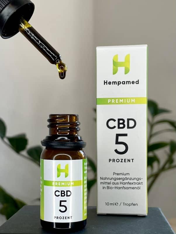 CBD Öl Test Hempamed
