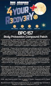 BPC-157-Patch Inhaltsstoffe