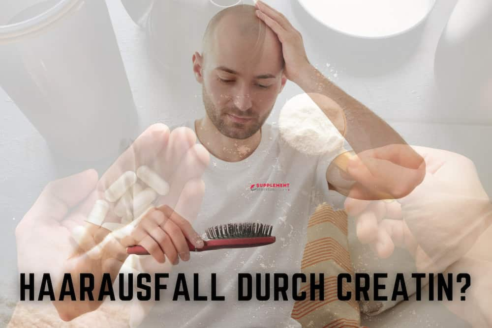 Creatin und Haarausfall